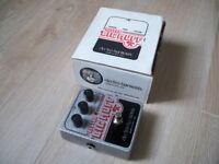 Electro harmonix little big muff guitar effects pedal
