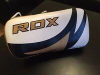 RDX Kick Boxing Strike Curved Arm Pad MMA Focus Muay Thai Punching Shield RWB