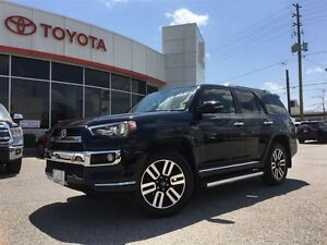 2016 Toyota 4Runner SR5, 5-PASS, DVD ENTERTAINMENT, LEATHER