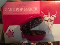 Cake pop and cupcake maker