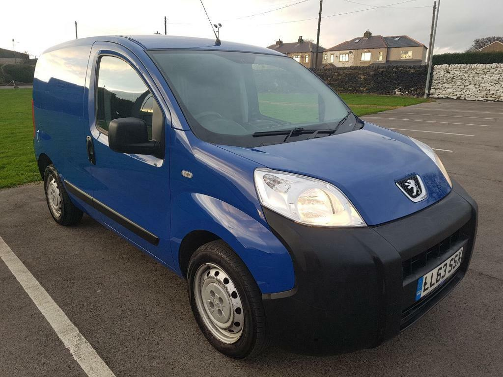 63 Reg 2013 Peugeot Bipper 1 3 Hdi Ex Euro Car Parts Long Mot Superb