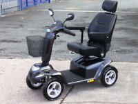 Days Strider Maxi ST5D 8mph Stylish Hi-Tech Mobility Scooter. FREE Delivery. Mint Condition.