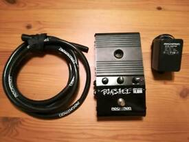 Rocktron banshee amplified talk box guitar pedal