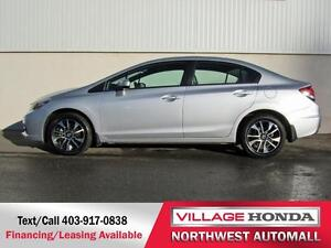 2014 Honda Civic EX   One Owner   No Accidents   Local  