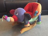 Mamas & Papas Elephant Rocker