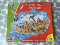 Galt pirate jigsaw puzzle for age 6+