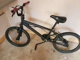 BMX style bike