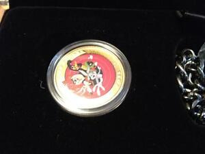 2015 $100 14-Kt. Gold Coin Looney Tunes Bugs Bunny with Watch