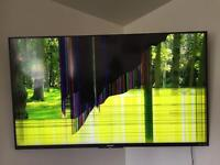 """Sony Bravia Led TVs 50 """" for spare or repair"""