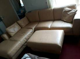 Corner sofa for 2 seater