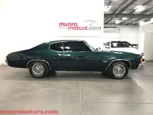 1972 Chevrolet Malibu Chevelle 396 SS Cowl Induction