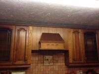 Kitchen cupboard doors and cabinets medium oak
