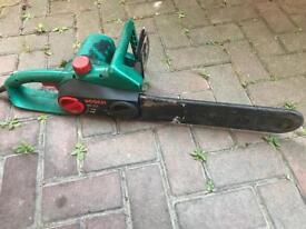 Bosch Electric Chainsaw 240V