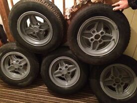 RS CLASSIC FORD ALLOYS