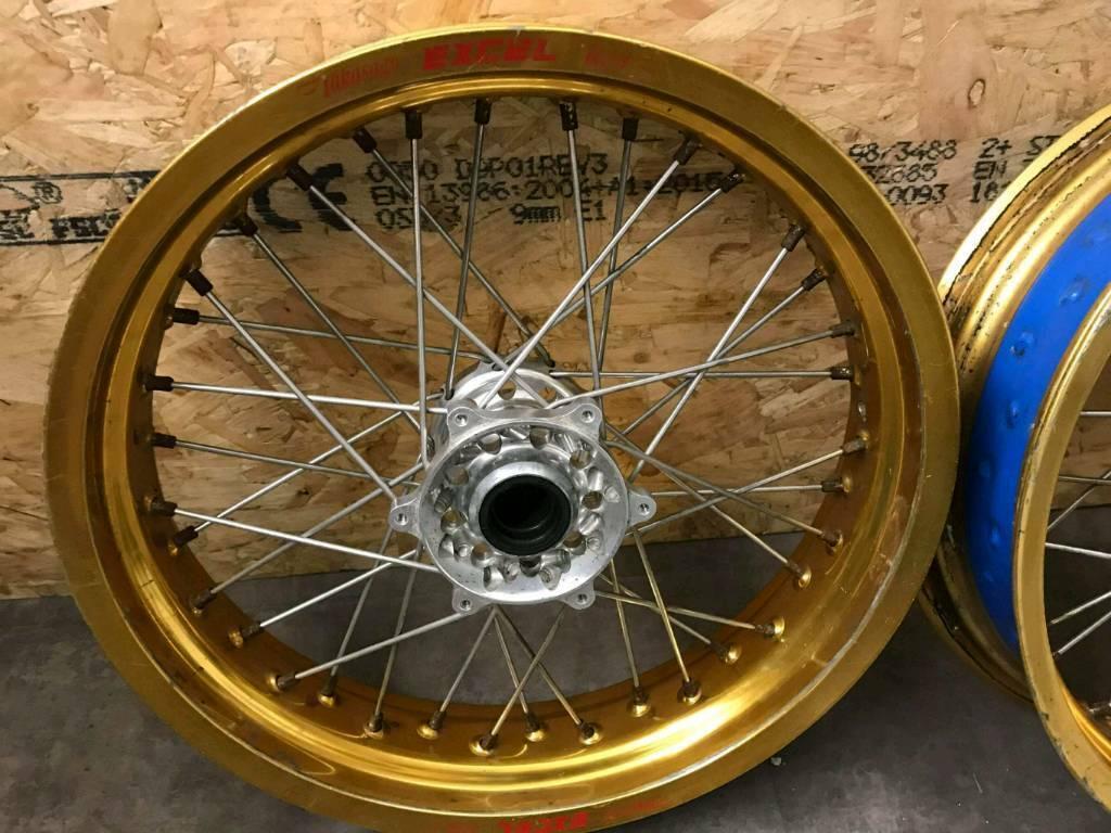 Ktm Husqvarna supermoto wheels | in Saltash, Cornwall | Gumtree