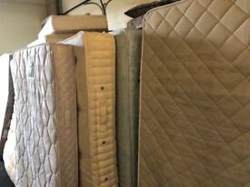 Clean Mattresses (ALL SIZES AVAILABLE)