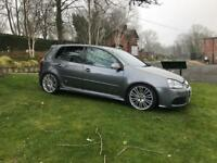 2007 VOLKSWAGEN GOLF R32 HPI clear PX welcome