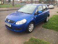 Suzuki SX4 mint condtion 56 plate hpi clear