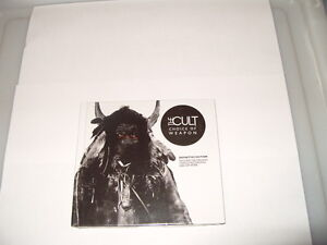 The Cult - Choice of Weapon (2012) DEFINITIVE EDITION HARDBACK +ARTWORK-FREEPOST