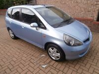 2004 HONDA JAZZ DSi ,mot september 13th 2018,only 50000 miles,11 service stamps,one previous owner
