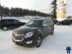 2016 Chevrolet Equinox LTZ All Wheel Drive - 54,140 KMs, 2.4L