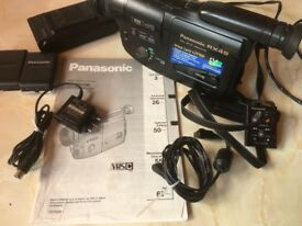 Panasonic Video Camera RX49B