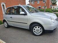 Volkswagen, LUPO, Hatchback, 2004, Manual, 999 (cc), 3 doors