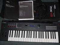 Yamaha MX49 & case