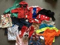 Bundle of 6-9 boys clothes
