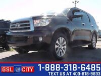 2012 Toyota Sequoia Limited - DVD Player, Navigation System