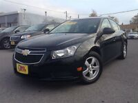 2012 Chevrolet Cruze LT TURBO RED CLOTH!! ALLOYS