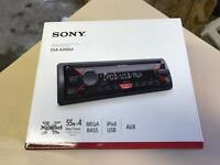 SONY Car radio/ digital media player