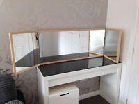 IKEA Folding mirror
