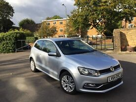 VW POLO 1.4 TSI Bluemotion. Low Mileage! QUICK SALE NEEDED