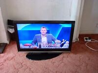 """37"""" lcd tv with built in dvd player"""