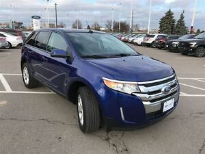 2013 Ford Edge SEL,leather,Vista Roof+Ext Warranty Inc!!