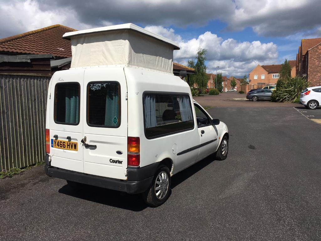 Ford Motorhome Romahome Micro Camper