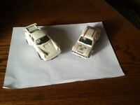 4 scalextric rally cars