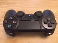 Official Sony PS4 Dualshock 4 controller Black