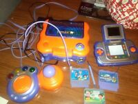 Vtech learning and games