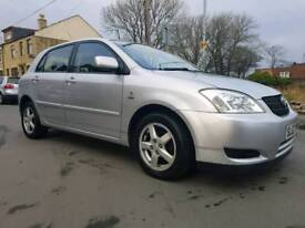 Toyota corolla 1.4 vvti 2002