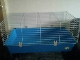Two single cages