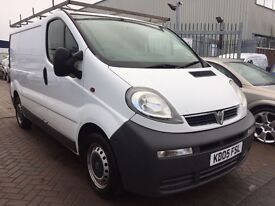 2005 05 VAUXHALL VIVARO DTI TURBO DIESEL STUNNING VAN GREAT DRIVE NEW MOT PLYLINED BARGAIN !!!