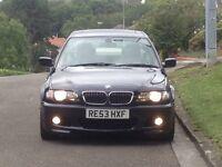 2003 BMW 330d M SPORT e46 STUNNING CAR ONLY 70k