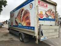 MERCEDES ATEGO 815 BOX LORRY 52REG FOR SALE