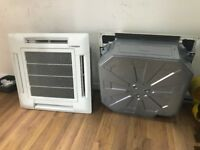 Mitsubishi Air Conditioning Ceiling Cassette - Indoor Units x 2