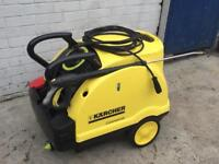 KARCHER HDS 551 ECO HOT COLD PRESSURE WASHER STEAM CLEANER CAR JET TRUCK WASH REFURBISHED