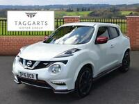 Nissan Juke NISMO RS DIG-T (white) 2016-06-30