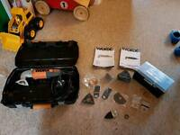 Worx multi tool sonicrafter 50 piece set