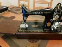 Singer Sewing machine No.99